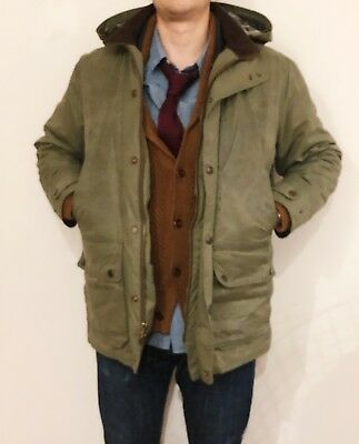 Orvis Mens waxed Field Jacket similar to Barbour