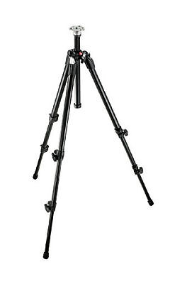 Manfrotto 190XDB Tripod Legs with 390RC2 Head -  Excellent Condition