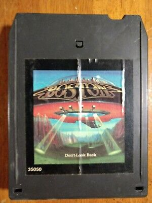 BOSTON 8 TRACK Don't Look Back TESTED