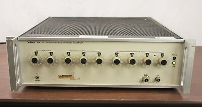 Wavetek 5120A 100 kHz-160 MHz Frequency Synthesizer