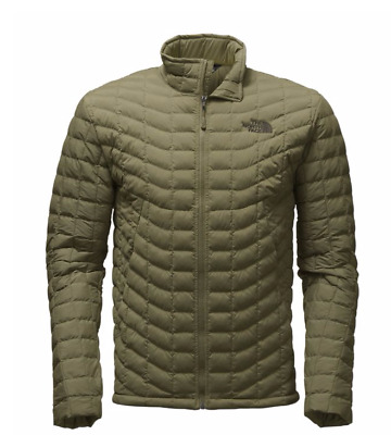 The North Face Men's Thermoball Stretch Jacket - Olive - XL - #NF0A2TC9 - NWT