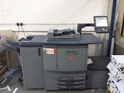 Konica Minolta Bizhub Pro C6500 Colour Production Press SRA3 Printer & Fiery
