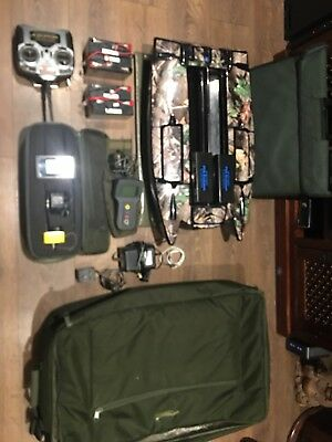 Microcat Bait Boat MK3 with Echo sounder