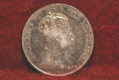 NewFoundland, 1903 10 Cents, silver, Fine-Very Fine,      Or Best Offer      1cl