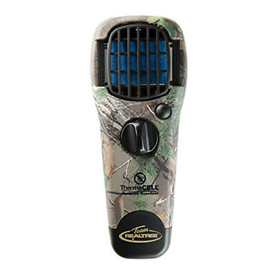 ThermaCELL Mosquito Repellent Appliance Holster with Clip- Realtree Xtra Green