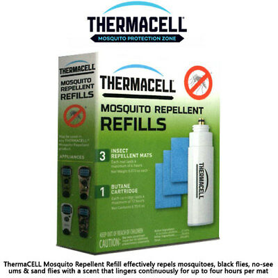 ThermaCELL Mosquito Repellent Single Refill - 12hrs