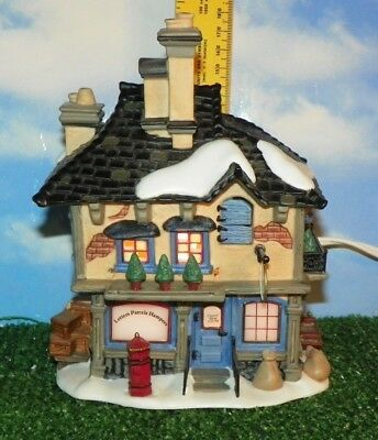 Dept 56 Collyweston Post Office Dickens Village Christmas Department 58510