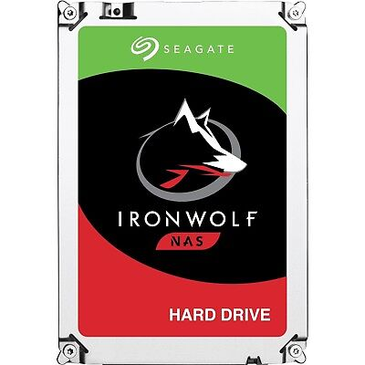 "3TB 4TB 6TB 8TB 10TB 12TB 14TB Seagate IronWolf NAS HDD 3.5"" Internal Hard Drive"