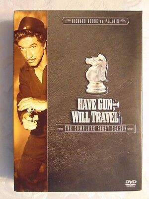 Have Gun Will Travel - The Complete First Season Excellent Pre-owned