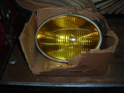 S&m Oval Fog Light 1932,1933,1934 Ford.