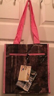 "Explorer Mossy Oak M013P 13"" Diaper Bag"