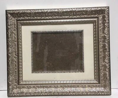 """LG. Aesthetic Victorian Style Ornate Picture Frame Fits 8""""x10"""" or 11""""x14"""" Opt."""