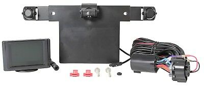 Hopkins Towing Solution 50002 Back-Up Camera Fits 17 Toyota Ram Nissan GMC