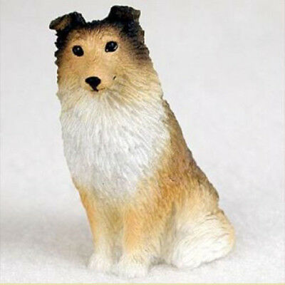 SHELTIE SABLE TINY ONES DOG Figurine Statue Pet Lovers Gift Resin