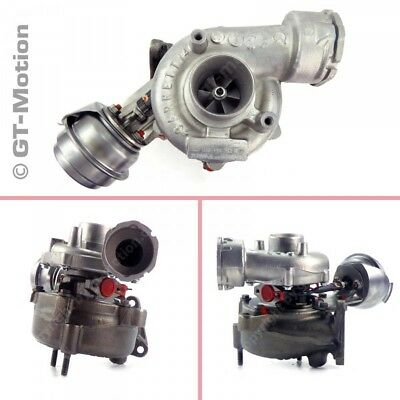 TOP Turbolader Audi A4 / A6, 1.9 / 2.0 TDI 96+100+103 kW 717858 038145702G