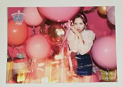 TWICE NAYEON DEBUT SHOWCASE Touchdown in Japan Official Photo Card
