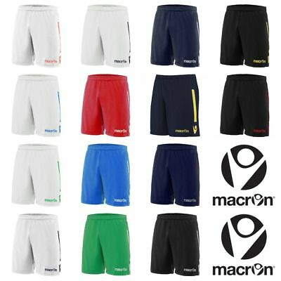 FOOTBALL SHORTS ELBE - MACRON - Sizes from 3XS to 3XL