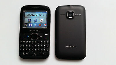 Alcatel OT 815 in Black Handy Dummy Attrappe - Requisit, Deko, Werbung