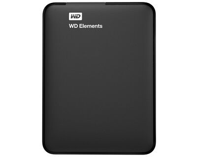 WD Elements 2 TB Exclusive Edition, Externe Festplatte, 2.5 Zoll