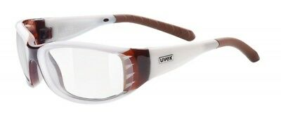 Uvex Forceflex Vario - white brown