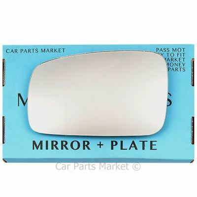 plate Left side Wide Angle Wing door mirror glass for Kia Sorento 2002-2009