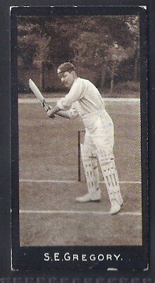 Smiths-Cricket Ers (1St Series)-#41- Gregory
