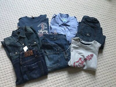 Boys Bundle Clothing Age 8-9 Years Excellent Condition