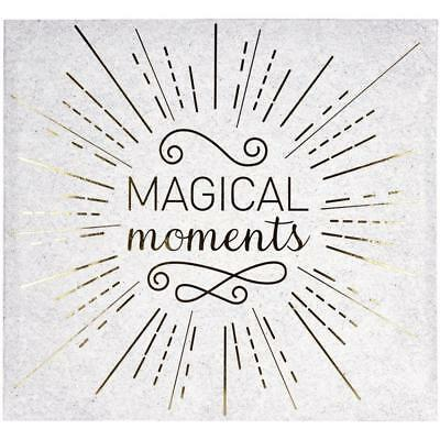 MBI Expressions Post Bound Album 12 x 12 inch Magical