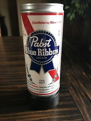 PBR Pabst Blue Ribbon Light Up Can, new