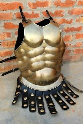 Medieval-Viking-Steel-Muscle-Body-Armor-Chest-Protection-Greek-Roman-Costume