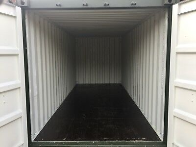 STORAGE UNITS SELF STORAGE 20FT CONTAINER HIRE from £2.97/day GRANTHAM NG31 8NX