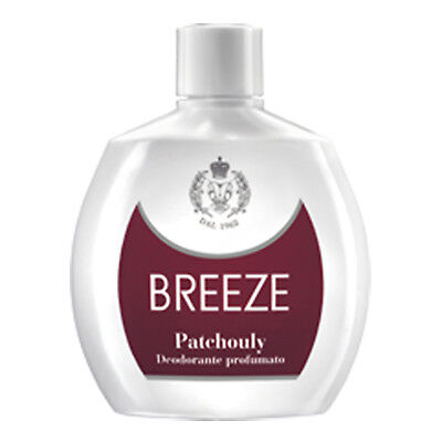 Breeze Deodorante Squeeze Patchouly 100 Ml