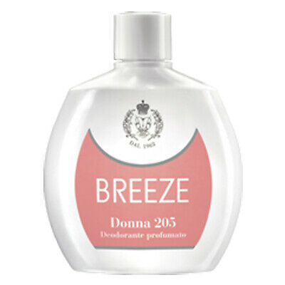 Breeze Deodorante Squeeze Rosa 205 100 Ml