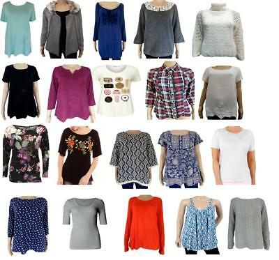 NEW Women's Wholesale Job Lot Bundle Mixed Ladies Clothes 20 Items
