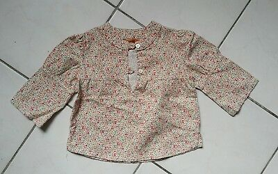 MAGOLAL Baby Bluse Tunika Gr. 68