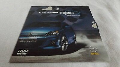 DVD Opel Pure Passion OPC