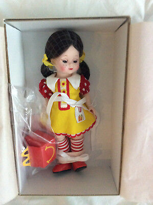 "MadameAlexander McDonald's Happy Meal 30th Anniversary 8"" Doll"