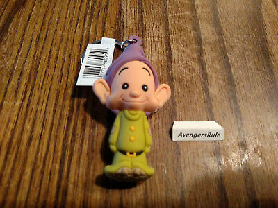 Disney Princess Snow White Figural Keyring Series Dopey
