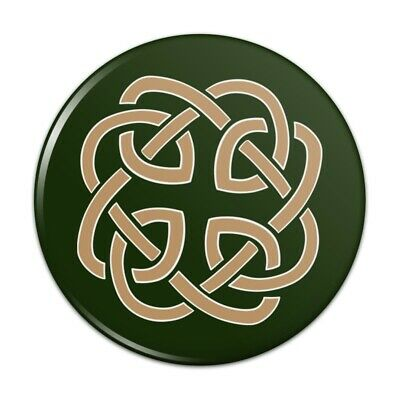 Celtic Knot Love Eternity Compact Pocket Purse Hand Cosmetic Makeup Mirror