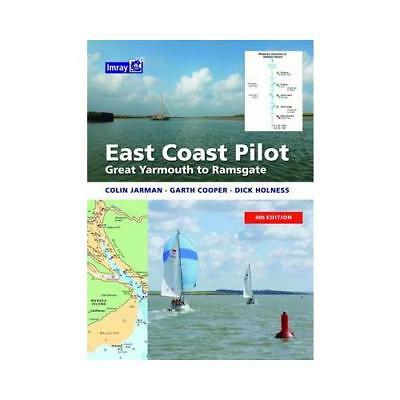 East Coast Pilot. Great Yarmouth to Ramsgate by Colin Jarman, Garth Cooper, D...