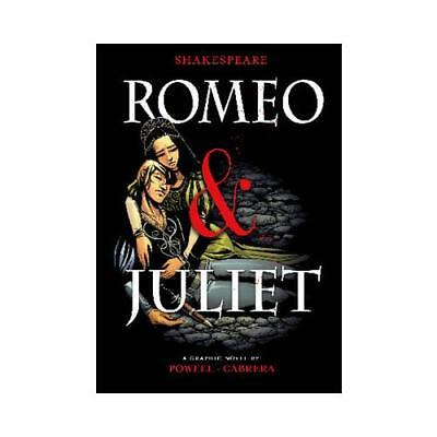 Shakespeare's Romeo & Juliet by Martin Powell (retold by), William Shakespear...