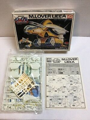 M-lover Lieea 1/48 Scale Orguss Series Plastic Model Sealed Parts Open Box