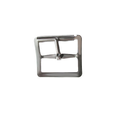 Silver Skate Buckles with roller fits 32mm straps