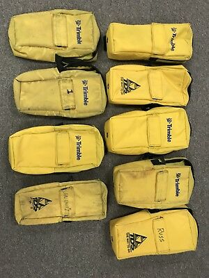 1 Trimble TSC3 TSC2 Data Collector Yellow Bag Case Front Pouch Various brands