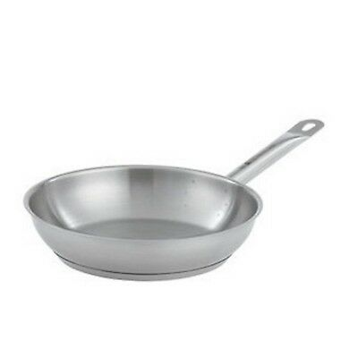 "Vollrath (3808) 8"" Optio Fry Pan Stainless Steel 8-Inch New"