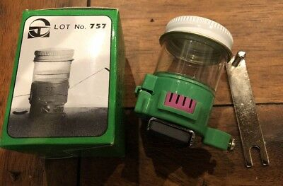 Permanent Thread Lube Box with Tank, No. 757, New