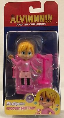 Alvin and the Chipmunks - Groovin' Brittany action figure Alvinnn!!! chipettes