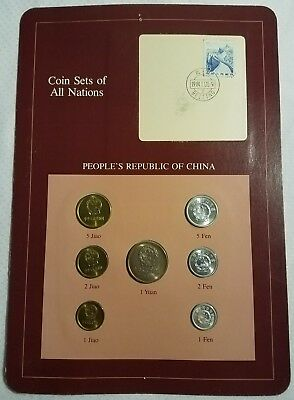 Yuan Jiao Fen coin sets of all Nations CHINA 1984 Franklin Mint proofs?