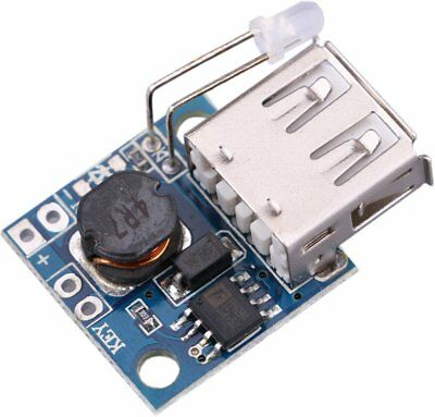 Yeeco DC to DC Boost Converter Voltage Regulator With Electric Quantity Directiv