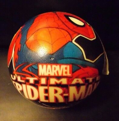 Spider-man Ball Marvel Ultimate Spider-man Soft Foam Character - FREE SHIPPING!!